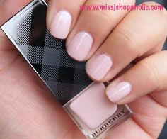 Image result for burberry nail polish swatches