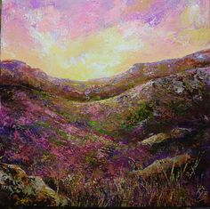 Buy A View From The Ridge, Acrylic painting by Colette Baumback on Artfinder. Discover thousands of other original paintings, prints, sculptures and photography from independent artists.