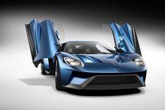 Nieuwe Ford GT heeft meer software aan boord dan een Boeing Dreamliner