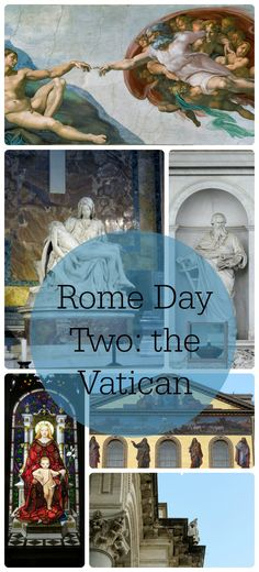 Only Three Days in Rome? Day Two of our Adventure - Postcards & Passports