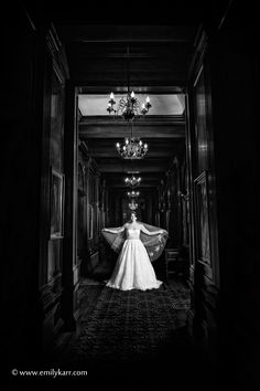 Bridal Portrait | Delaware Mansion | Buffalo, NY | NY Wedding Photographer | Emily Karr Photography