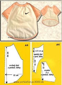 Dog Coat pattern Dog clothes patterns for sewing Small dog clothes pattern Dog Jacket Sewing pattern PDF Dog clothes PDF Pattern for XS dog Small Dog Clothes, Puppy Clothes, Shih Tzu Hund, Dog Clothes Patterns, Pet Fashion, Dog Jacket, Dog Pattern, Dog Sweaters, Dog Dresses