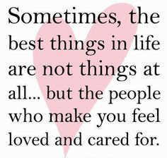 This is SO true! Feeling so blessed to have wonderful peeps in my life!! You know who you are!!