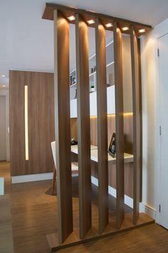 Entry divider