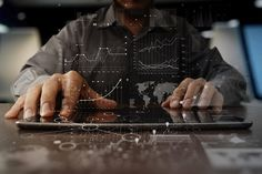 In this article we breakdown five tech stocks worth watching. While most tech stocks have bounced back after last year's sector selloff, some of these stocks are trading on attractive forward PE's and discounting the potential for further upgrades. Software Security, News Website, Business Stock Photos, Tech Stocks, Data Analytics, Job Opening, Big Data, Digital Marketing, This Or That Questions