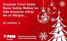 Y-PEER Turkey - 2013 New Year Card