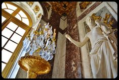 Versailles, Marble House, France, Statue, Architecture, French Furniture, Photos, Palaces, Arquitetura