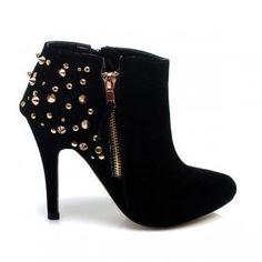 Truffles, Heels, Boots, Fashion, Truffle, Fashion Styles, Shoes Heels, Shoe Boot, Fasion