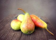 Pear – Super Food for All Generations