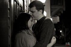 sweet kisses #engagement