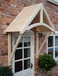 awning for front door | Canopies decor concept | The Man Cave