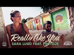 ▶ Sara Lugo feat. Protoje - Really Like You [Official Video 2014] - YouTube