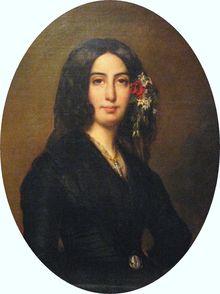 George Sand Romancier George Sand est le pseudonyme d'Amantine Aurore Lucile Dupin, romancière, auteur dramatique, critique littéraire française, plus tard baronne Dudevant, née à Paris le 1er juillet 1804 et morte au château de Nohant-Vic le 8 juin 1876
