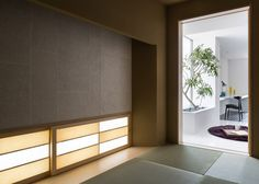Live-work block by Kouichi Kimura features a steel facade