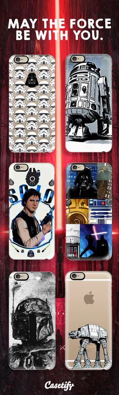May the force be with you. #StarWars #theforceawakens  Tap the link here www.casetify.com/... to sho...