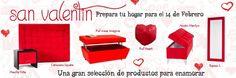 Prepara tu hogar para el 14 de febrero. Una gran selección de productos para enamorar y enamorarte. Ven a conocerlos en www.pufymas.es #sanvalentin #promocion #pym #pufymas #amor #decoracion