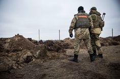 Новости АТО сегодня: боевики атакуют из танков, артиллерии и минометов http://proua.com.ua/?p=64586
