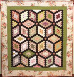 Hexagon Quilt Ideas - WOW.com - Image Results