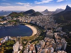 Rio de Janeiro looks amazing! And I definitely intend to join in the party atmosphere at the Rio Olympics in 2016 :)