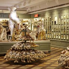 Shed Architecture creates a brand new gender-neutral toy department at Harrods in London.