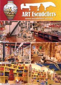 Barcelona Shopping, Art escudellers