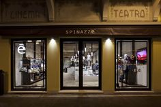 C&P Architetti RRS RETAIL RECYCLING SPACE è spinazzè - Italy Photo: Luca Casonato