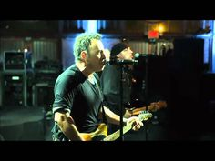 """Bruce Springsteen performing """"The Promise"""" from Asbury Park, NJ in 2010"""