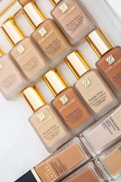 estee lauder double wear foundation review and swatches. Black Bedroom Furniture Sets. Home Design Ideas