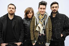 Bastille -the band who lately joined the list of my fav bands <3