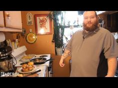 Snacking with Action Bronson