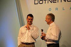 Shaun Walker at #dnnworld @DNNCorp