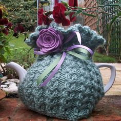 Ravelry: Tea For Two