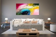Large Abstract Painting,Large Abstract Painting on Canvas,extra large wall art,colorful abstract,acrylic textured Large Canvas Art, Abstract Canvas Art, Oil Painting Abstract, Texture Painting, Bathroom Canvas Art, Oversized Wall Art, Extra Large Wall Art, Artwork Display, Modern Decor