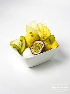 Sublime Gelato | Mango Sorbet | Lemon Sorbet