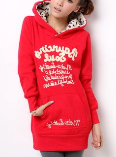 7cc2ac1bd65 cheap Fvogue Casual Long Sleeve Print Thick Women s Hoodie Online-fvogue.com