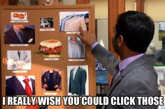 Parks and Recreation Tom Haverford, Beautiful Tropical Fish, Parks And Recs, Jessica Day, Social Media Detox, Tv Show Quotes, Book Tv, Parks And Recreation, Music Tv