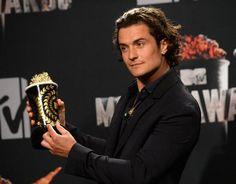 Congratulations to Orlando Bloom for winning Best Fight at 2014 MTV Movie Awards!