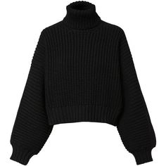 Long-sleeve turtleneck pullover spun from pure wool, featuring a chunky ribbed knit. Turtleneck Shirt, Long Sleeve Turtleneck, Sweater Shirt, Pullover Sweaters, Oversized Sweaters, Grunge Look, Grunge Style, 90s Grunge, Soft Grunge