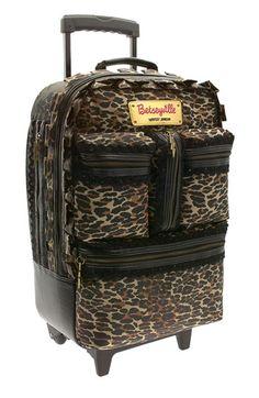 Betsey Johnson luggage