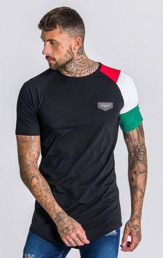 T-Shirts – Page 3 – Gianni Kavanagh Casual T Shirts, Cool Shirts, Mens Shirt Pattern, Polo Shirt Outfits, Cool Shirt Designs, Mens Designer Shirts, Denim Shirt Men, Tactical Clothing, Shirt Print Design