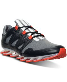 83f7ca97d75 adidas Men's Springblade Pro Running Sneakers from Finish Line & Reviews -  Finish Line Athletic Shoes - Men - Macy's