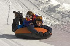 Snow tubing is the perfect way to bring your family together for a fun afternoon of sliding down the mountain. The Badger Pass Ski Area Snow Tubing area is ideal for kids of all ages. Sequoia National Park, National Parks, Ski Vacation, Winter Images, Ski And Snowboard, Ski Ski, Family Adventure, Adventure Time, Skiing