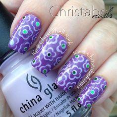 Instagram photo by christabellnails  #nail #nails #nailart