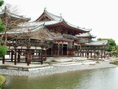 Byodoin Temple, Uji, Kyoto, Japan.