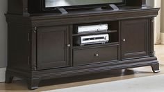 """Inglewood Collection 66"""" TV Stand 14020-12B"""