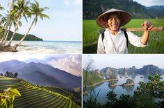 Vietnam unterscheidet sich in vielerlei Hinsicht von seinen südostasiatischen Nachbarn. Der Ursprung seiner Einzigartigkeit liegt unter anderem in der bewegten Vergangenheit des Landes. TRAVELBOOK nennt Ihnen 8 Gründe, weshalb Sie Ihren nächsten Urlaub unbedingt in Vietnam verbringen sollten!