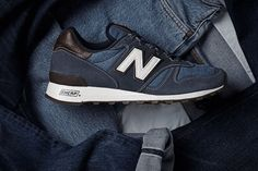 "New Balance x Cone Mills 1300CD ""Denim"""