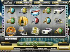 Mega Fortune on Net Entin kehittämä hedelmäpeleihin lukeutuva jackpot-peli, jonka valttina on progressiivinen, eli jatkuvasti kasvava jättipotti.