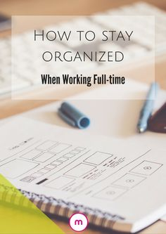organized-when-working-full-time