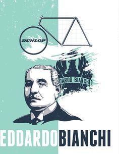 Eddardo Bianchi #bicycle #bianchi #eddordobianchi
